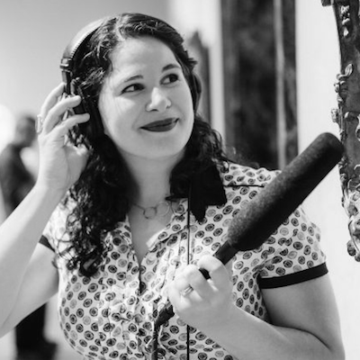 Tamar Avishai    Tamar Avishai  is the host and producer of the  award-winning  art history podcast,  The Lonely Palette.  She is also a co-founder of the Boston-based independent podcast network,  Hub & Spoke.