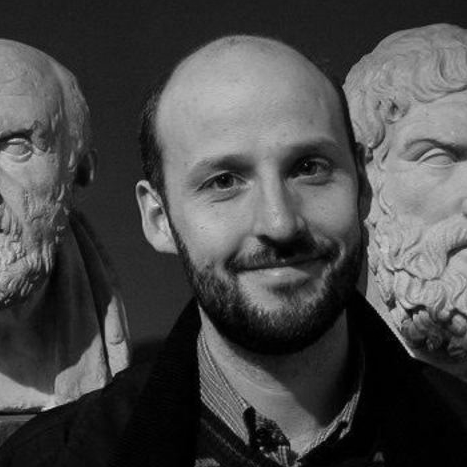 Peter Adamson    Peter Adamson  is the creator and host of the  History of Philosophy Without Any Gaps  podcast and Professor of Philosophy at the Munich School of Ancient Philosophy and at King's College London.