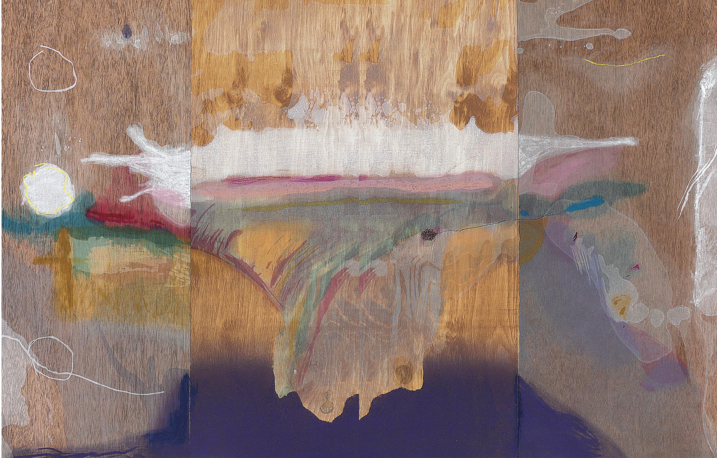 Helen Frankenthaler, Madame Butterfly  Helen Frankenthaler Foundation, 2000