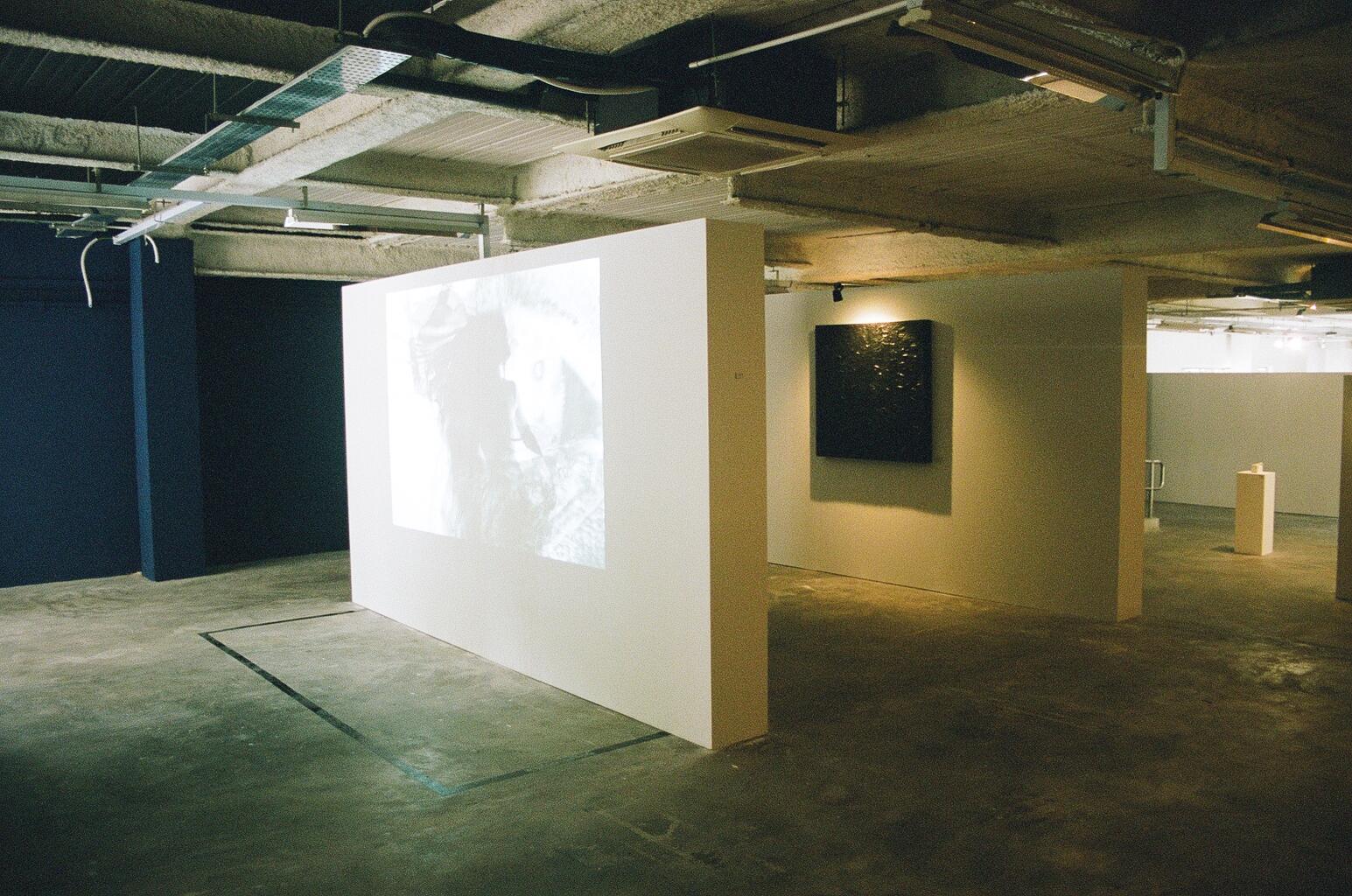 The .Wavs , Amanda Tan (Empyreal) 2018, Installation View