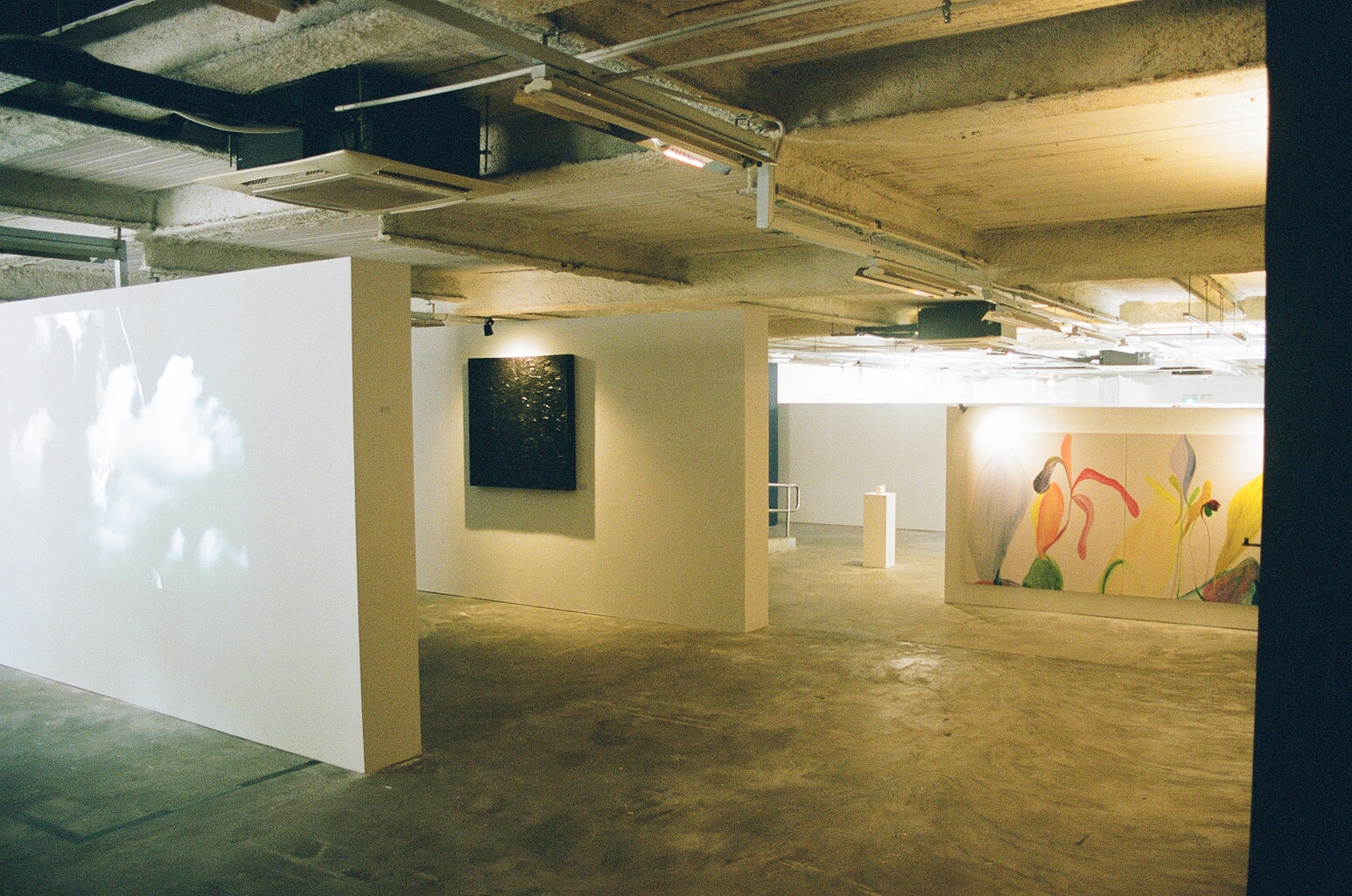 The Deepest Blue Exhibition  2018, Installation View