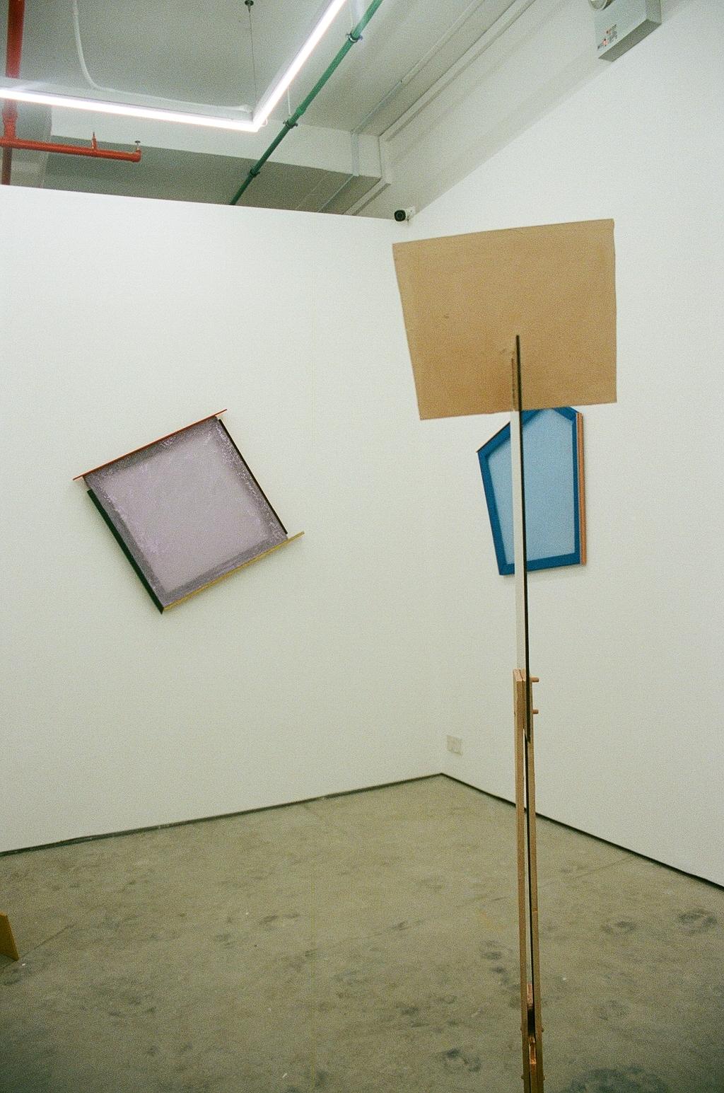 2 , HelenA Pritchard 2018, Installation View