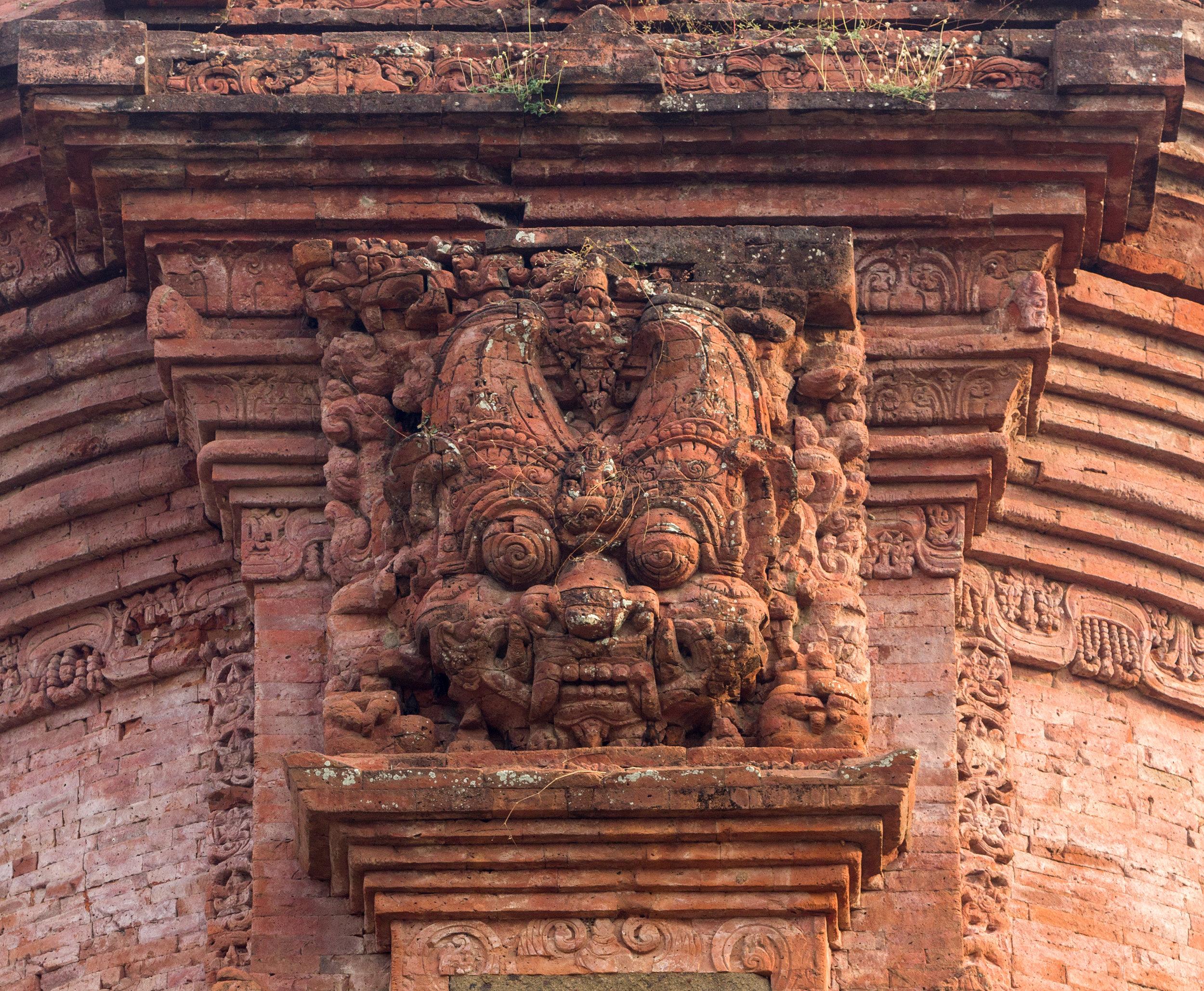 Kala Head  Candi Jabung, East Java