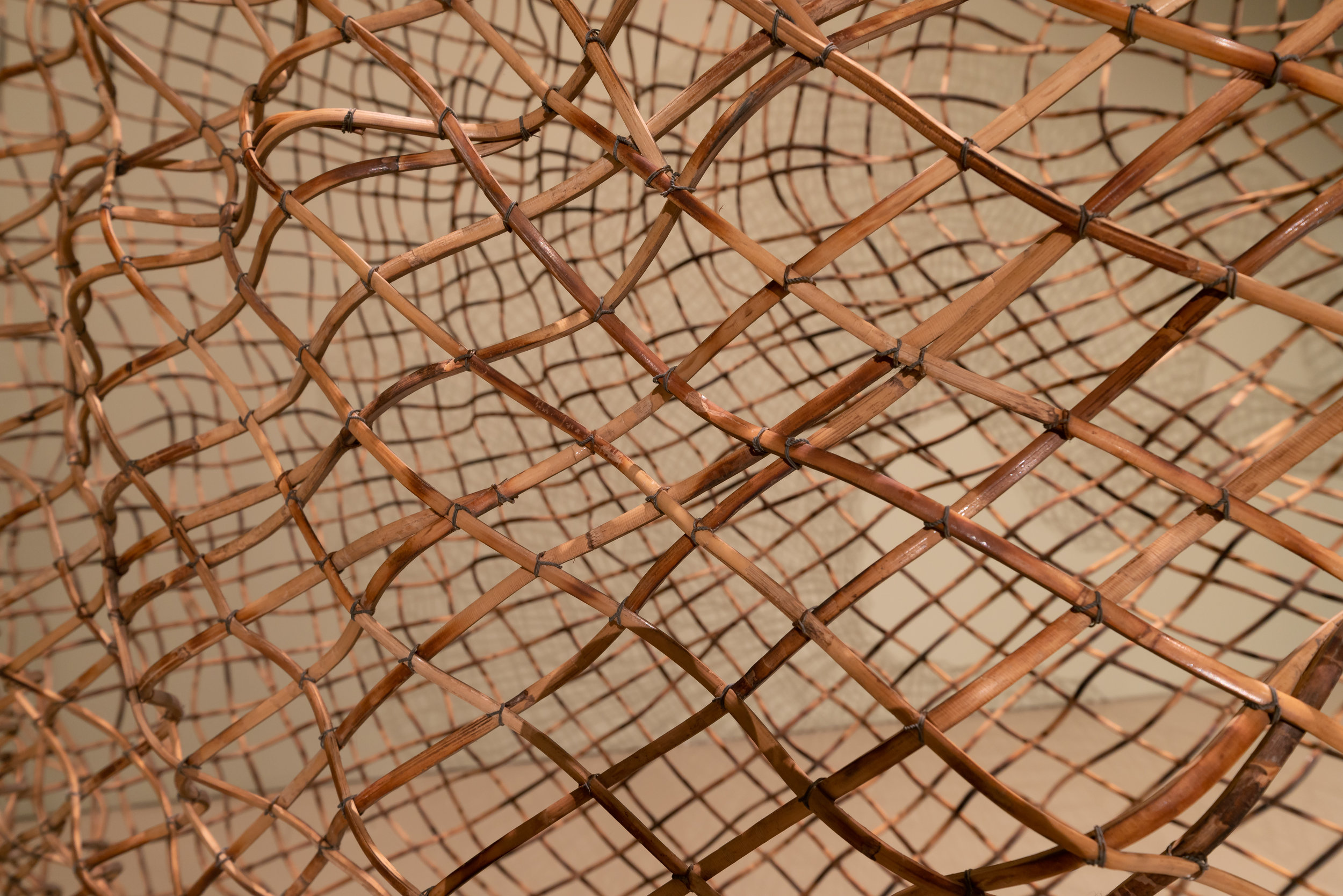 Delta , Sopheap Pich 2007,   Detail  Credit: NTU CCA Singapore and The MaGMA Collection