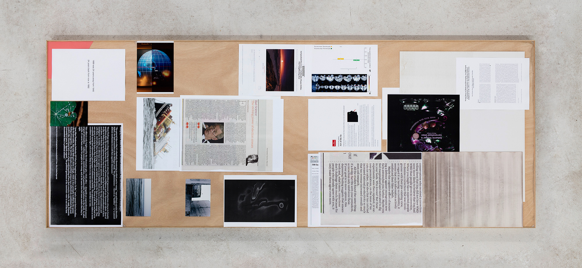 truth study center , Wolfgang Tillmans Tate, 2005–ongoing