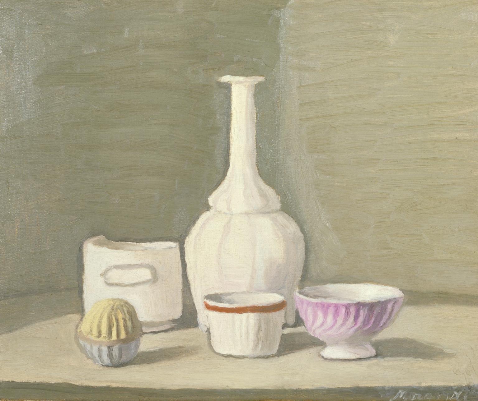 Still Life , Giorgio Morandi Tate, 1946