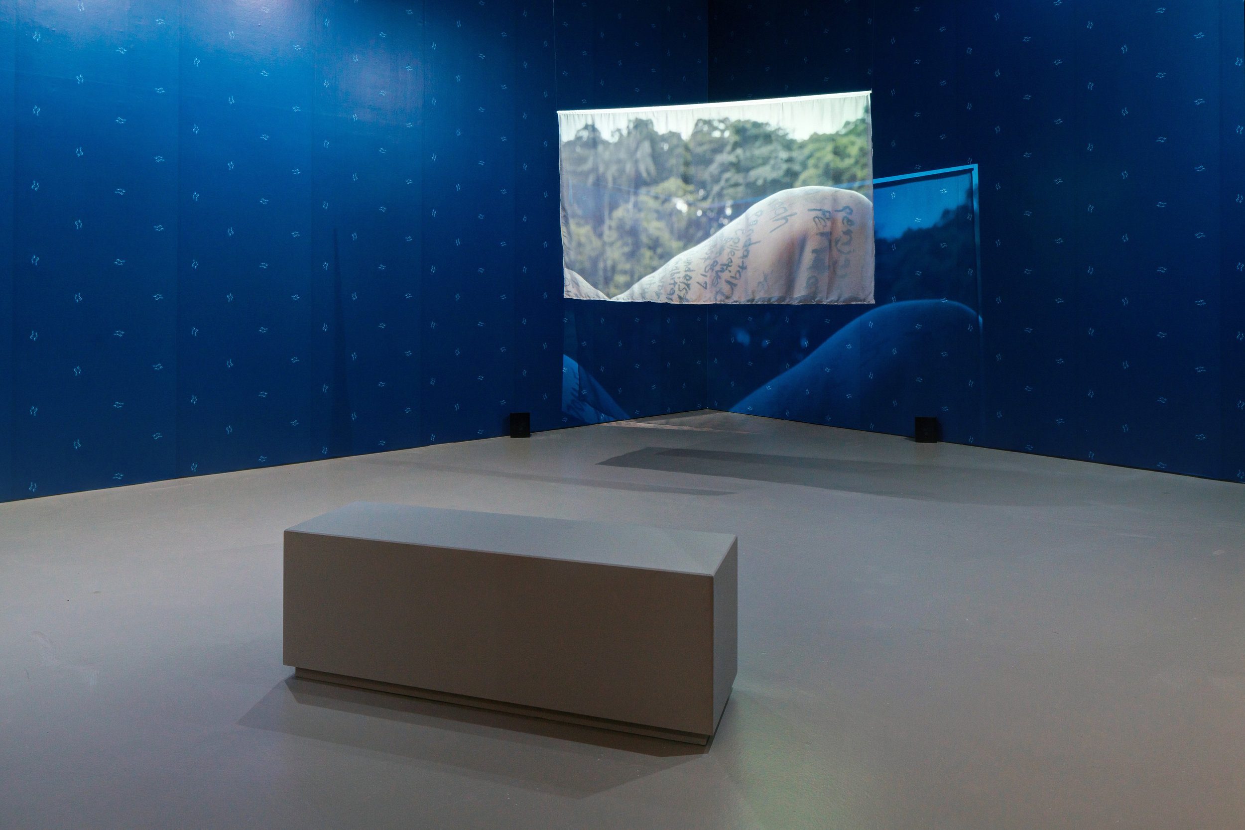 bekas , ila 2019, Installation View at NTU Centre for Contemporary Art Singapore  Credit: NTU Centre for Contemporary Art Singapore