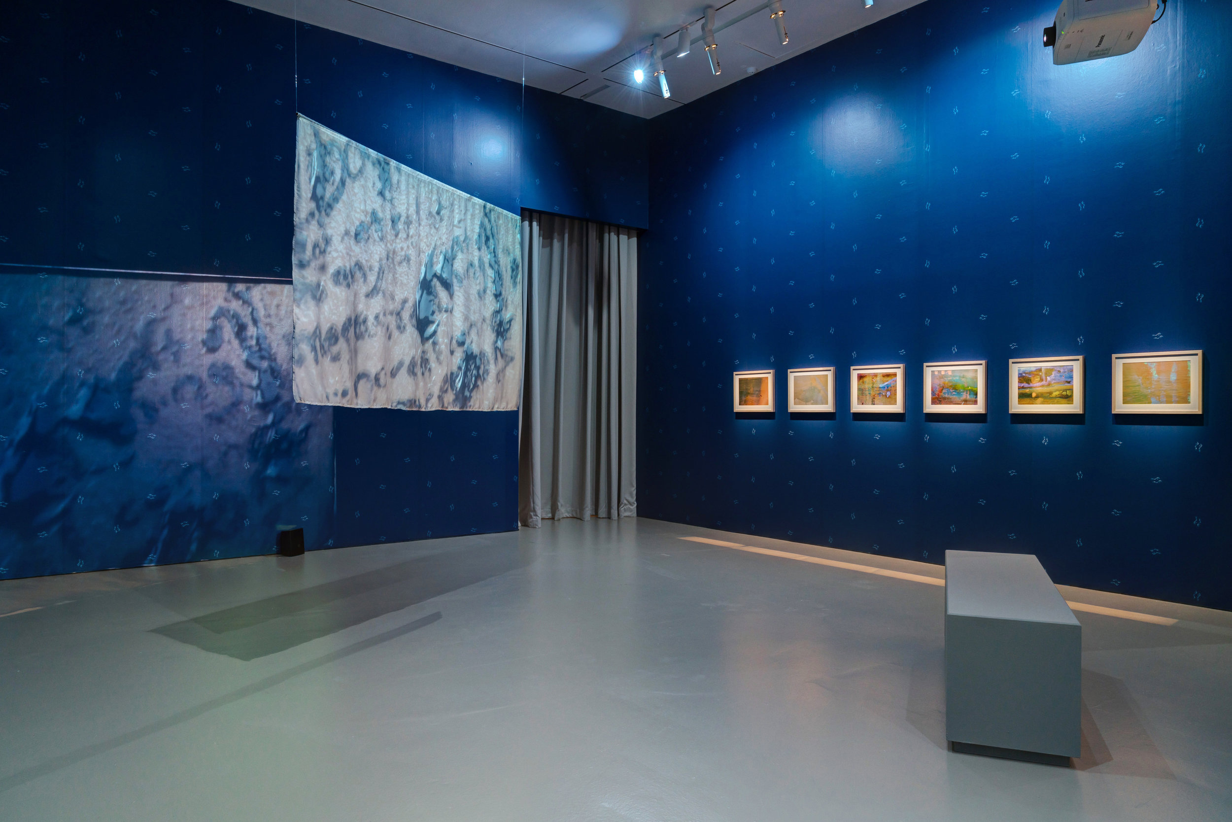 bekas  and  the sons and daughters of hungry ghosts  (L-R), ila 2019, Installation View at NTU Centre for Contemporary Art Singapore  Credit: NTU Centre for Contemporary Art Singapore