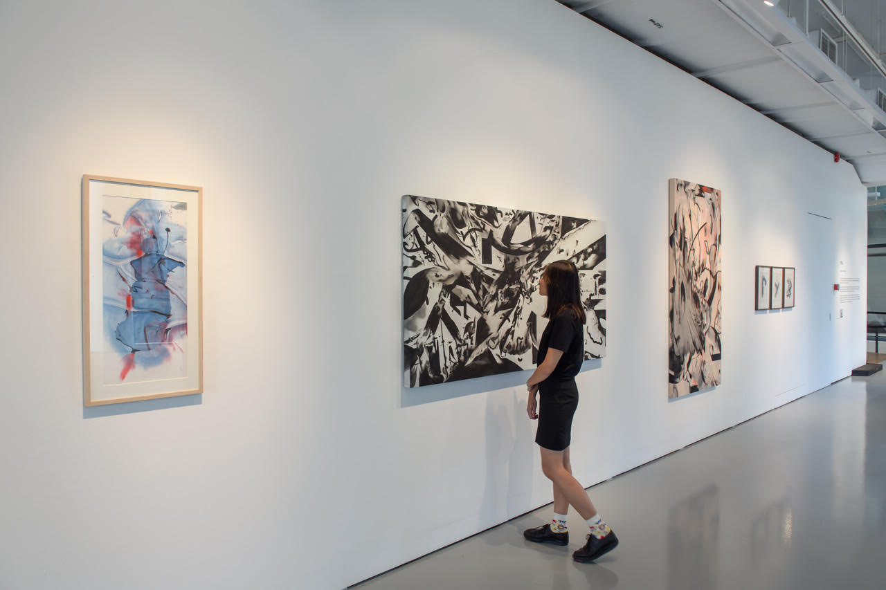 STILL , Joanne Pang 2019, Installation View at Institute of Contemporary Arts Singapore