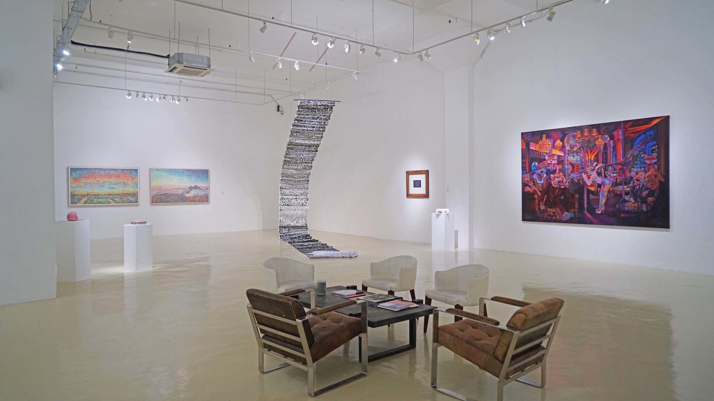 The New Now III: Convergence  Installation View at Gajah Gallery  Photography: Gajah Gallery