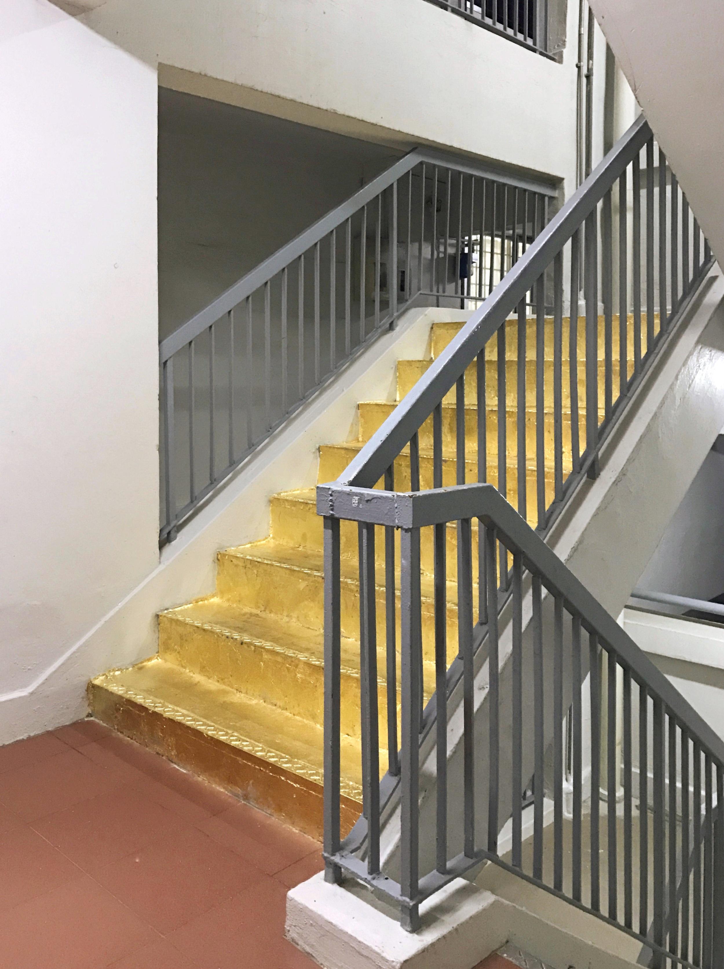 The Golden Staircase , Priyageetha Dia 2017