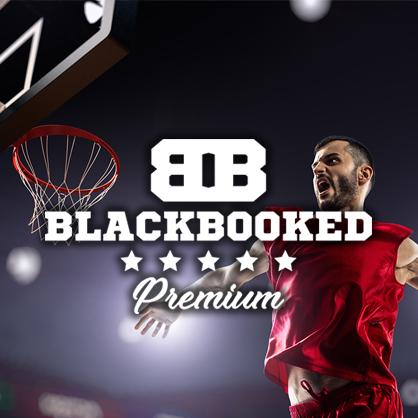 Brand Identity & Website  Blackbooked Premium
