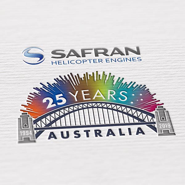 Safran Helicopter Engines Australia - 25th Anniversary
