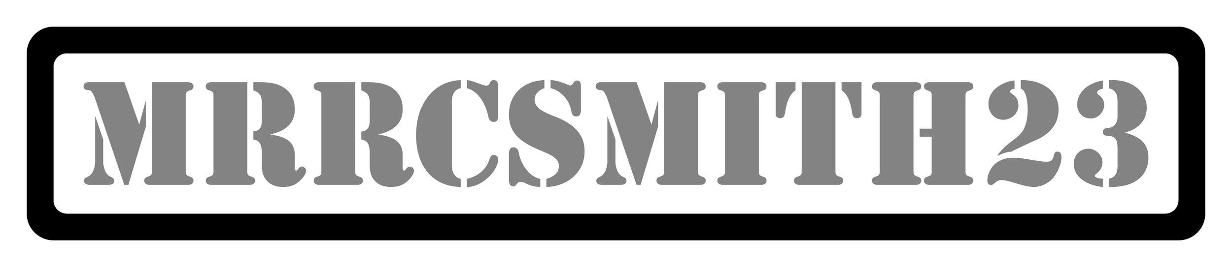 Logo of Raiel Coniah Smith.