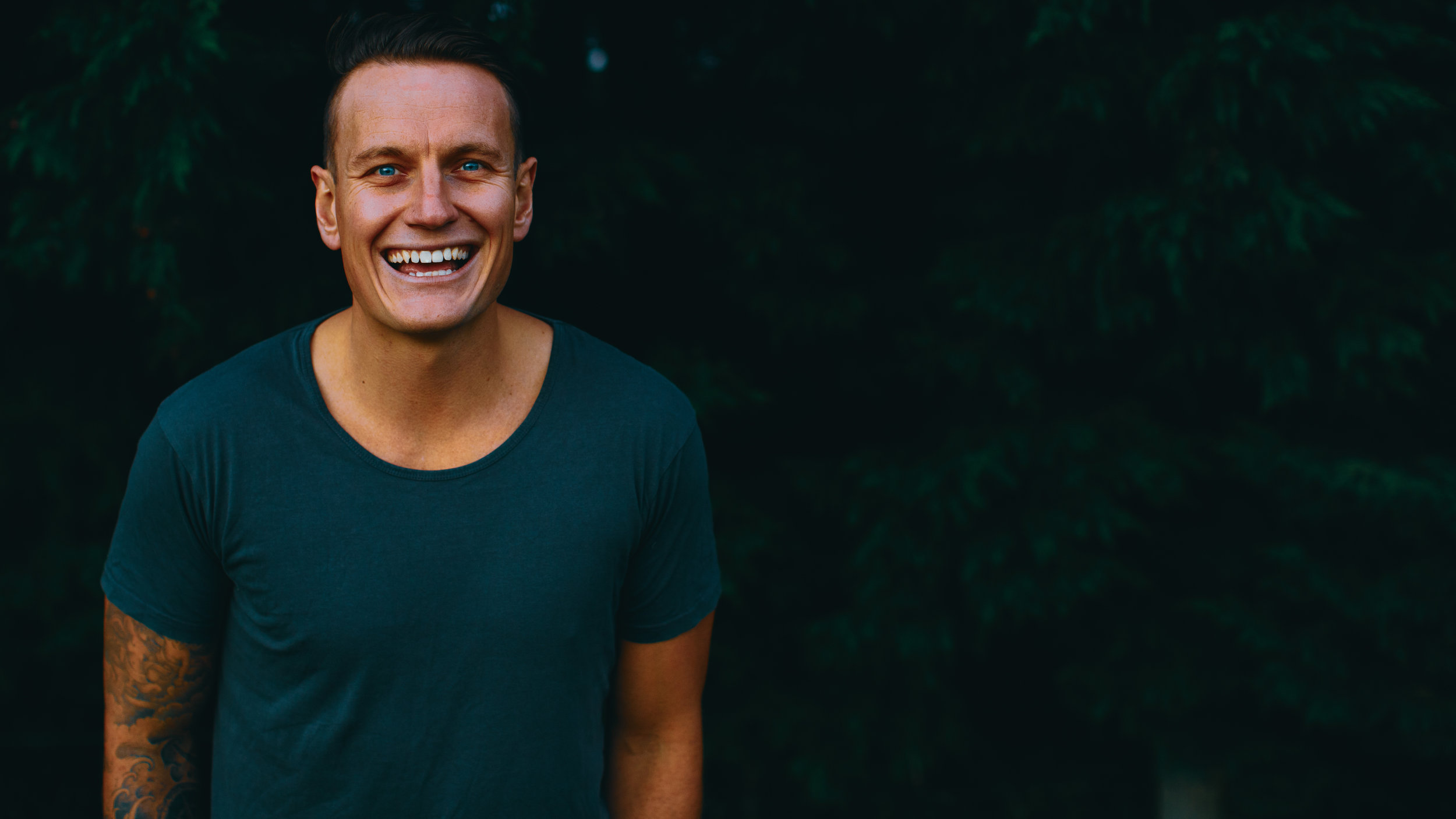 Matty Lovell - is a Blogger, Speaker and Entrepreneur. He is passionate about adventure, business and wellness.