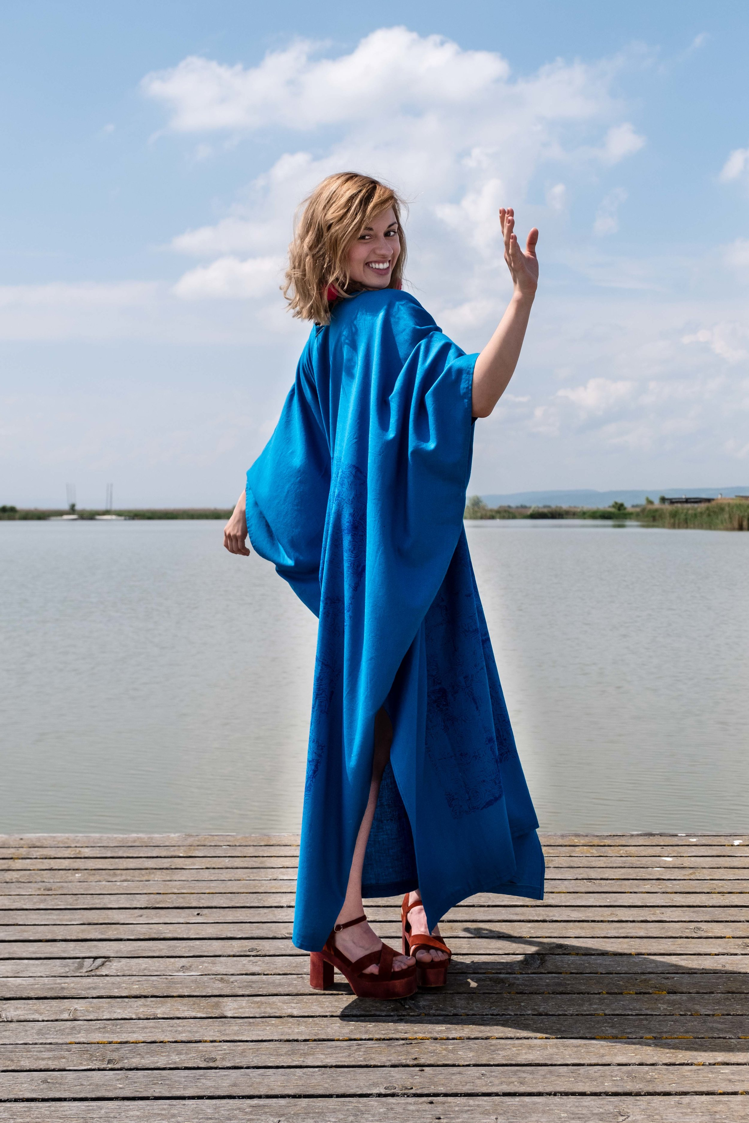 Tunika oversized 'cover me up'