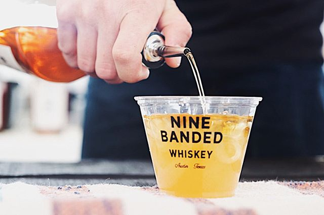 What a weekend at the @austinfoodwine festival. Major shoutout to our friends for keeping the drinks flowing all weekend long 🖤🥃 To all of our new friends, we hope to see you soon.