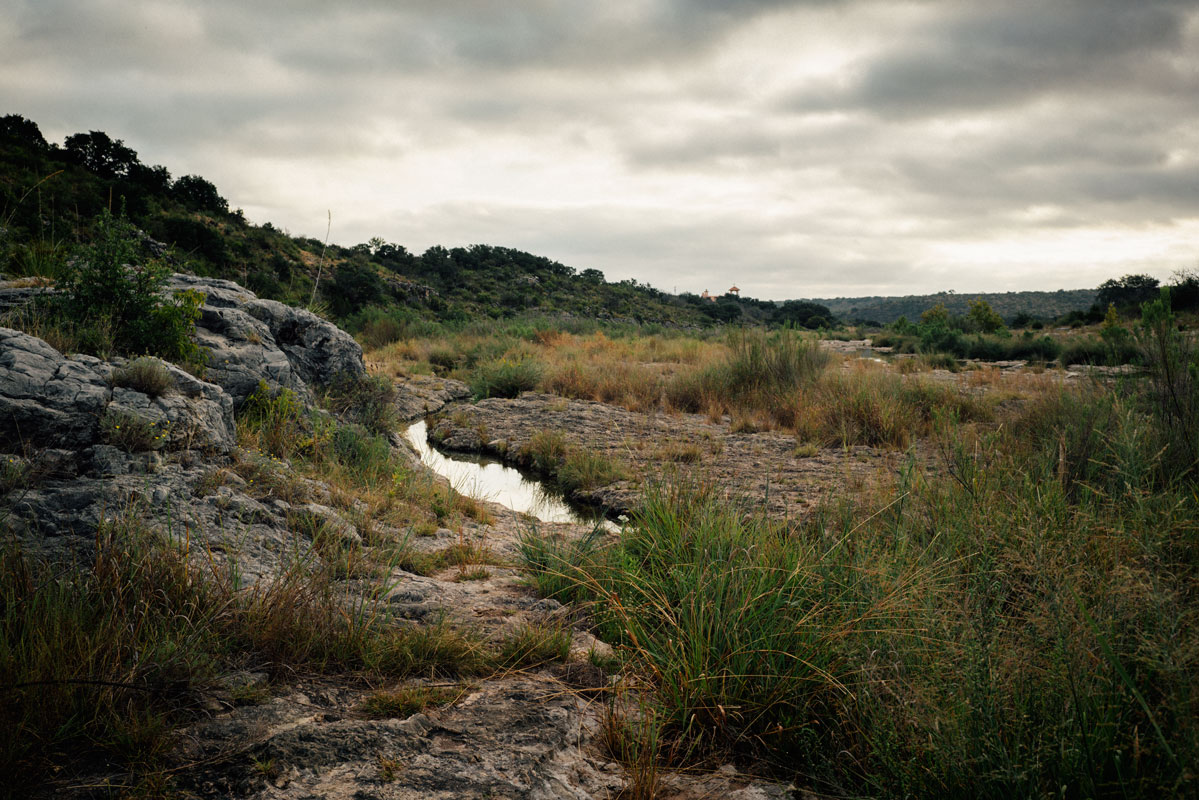 Pure Texas Spring Water. - We distill the heart that flows freely in this town right into our whiskey.Then we add limestone filtered water, sourced directly from an ancient spring in the Texas Hill Country.