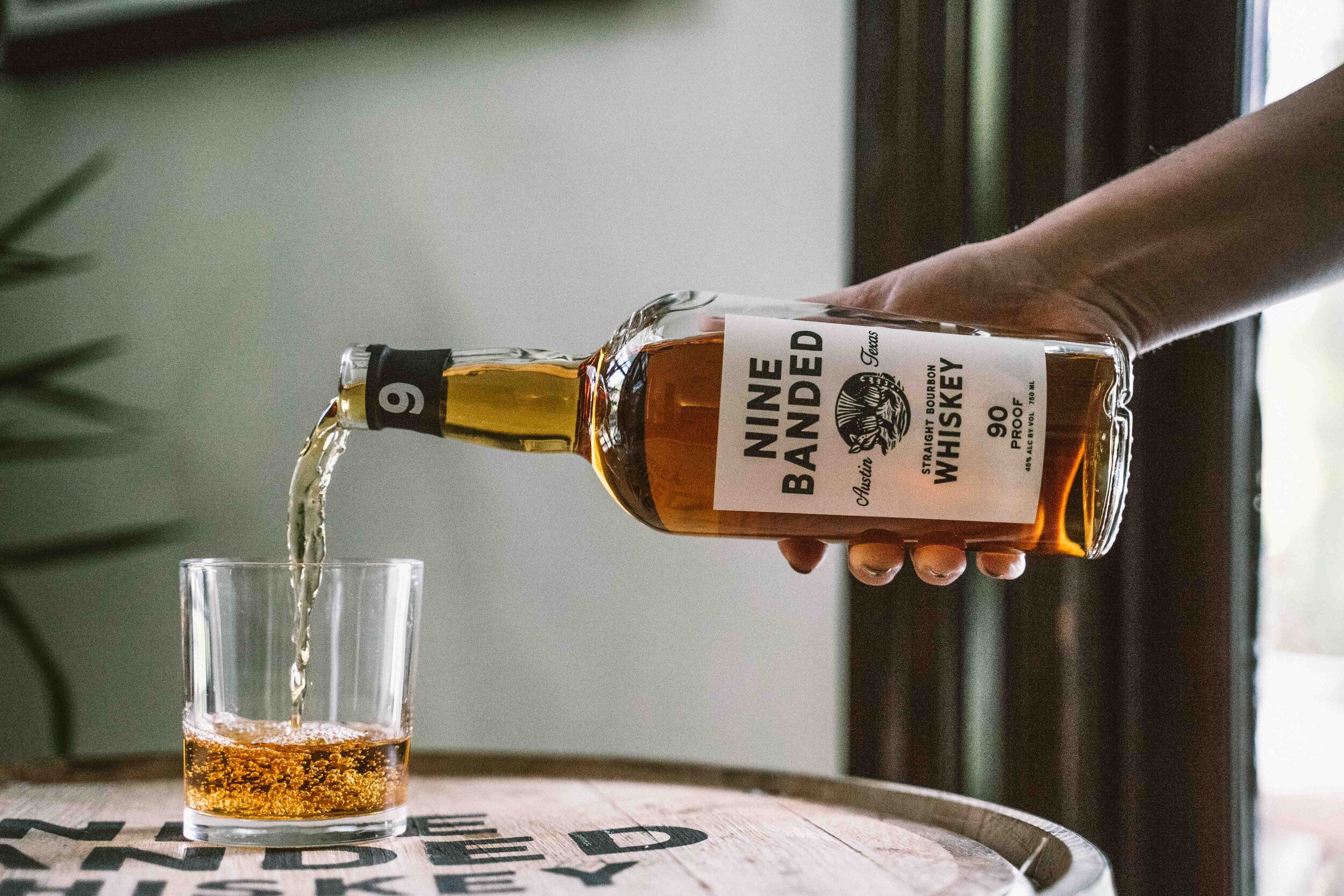Whiskey is a spirit worth celebrating and preserving. - We set out to make a whiskey that's as good as it gets without any pretense. A whiskey that tastes like nothing other than damn good whiskey.