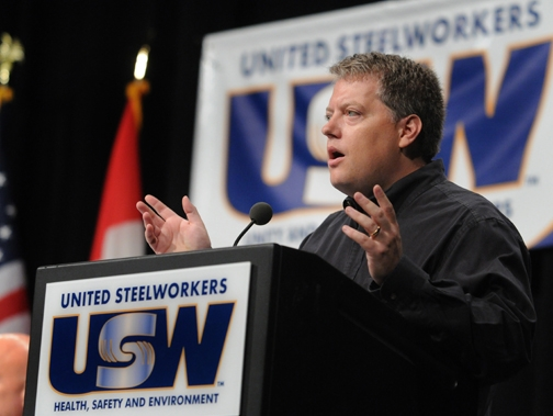 PODCAST #39 - JIM FREDERICK, DIRECTOR   Assistant Director of Health, Safety & Environment at United Steelworkers   https://www.linkedin.com/in/jim-frederick-023/