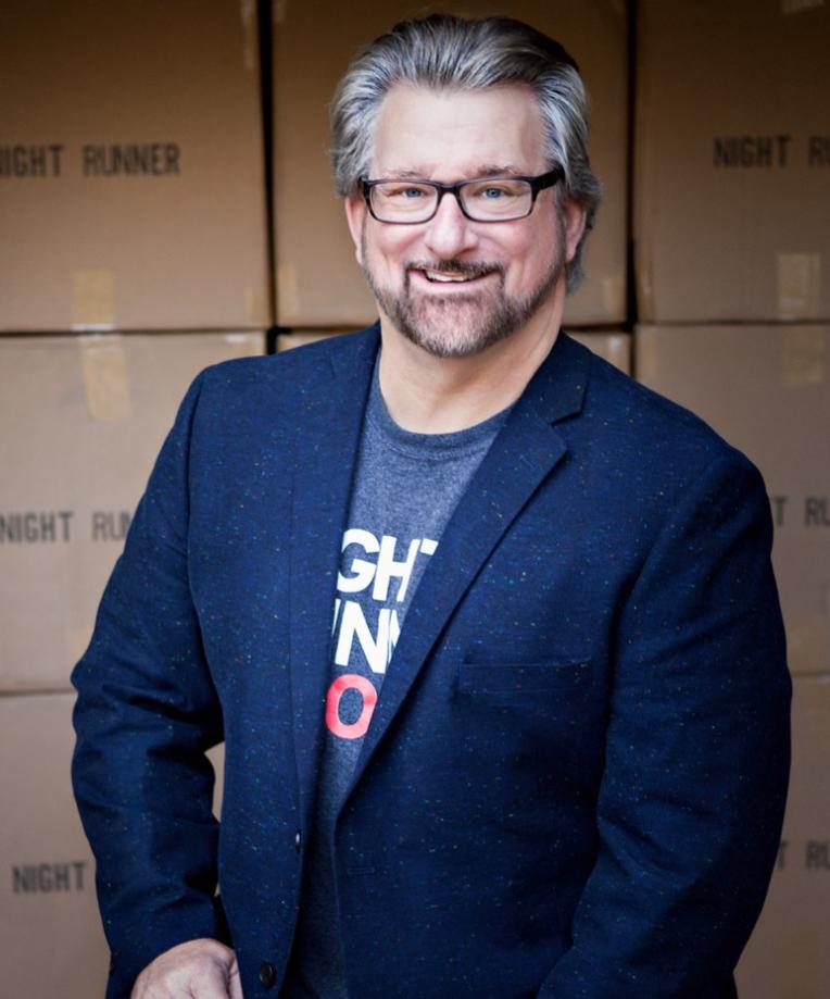 PODCAST #53 - DOUGLAS STORER, CEO   CEO / Founder at  Night Tech Gear, Safety Tech Inventor,  Shark Tank Survivor   https://www.linkedin.com/in/douglas-storer-87aa0b10/