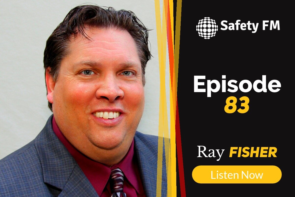 PODCAST #83 - RAY FISHER, MANAGER & SUPPORT MANAGER - ILLUMITASK - DIRECTOR - FISHER IMPROVEMENT TECHNOLOGIES    https://www.linkedin.com/in/ray-fisher-5728b212/