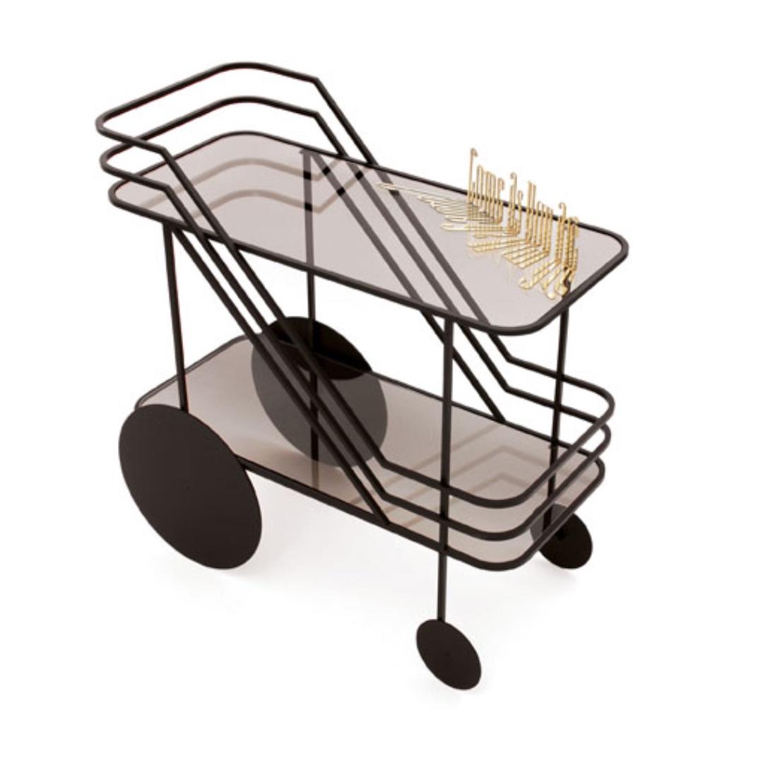 Come As You Are Bar Cart   DOMO