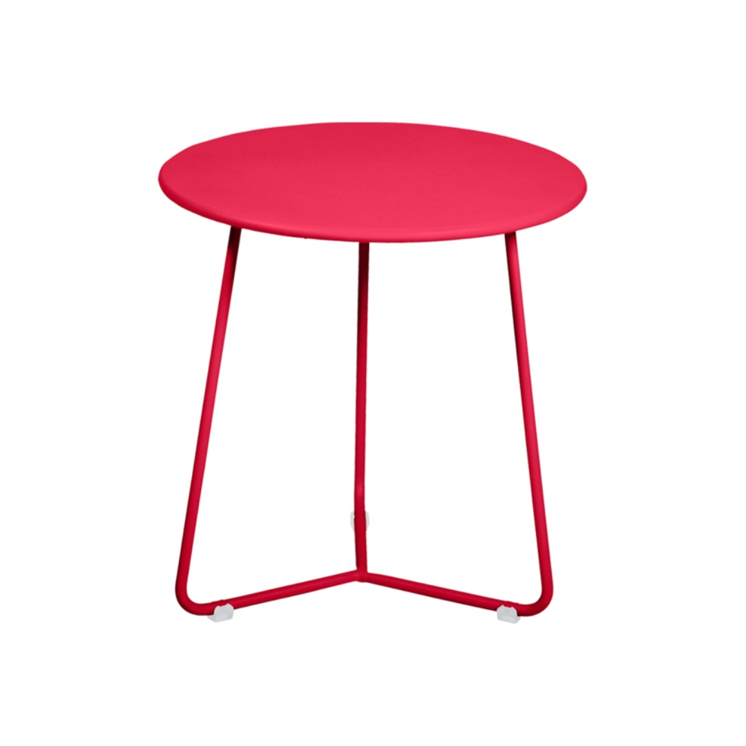 Fermob Cocotte Low Stool   CLASSIC WITH A TWIST