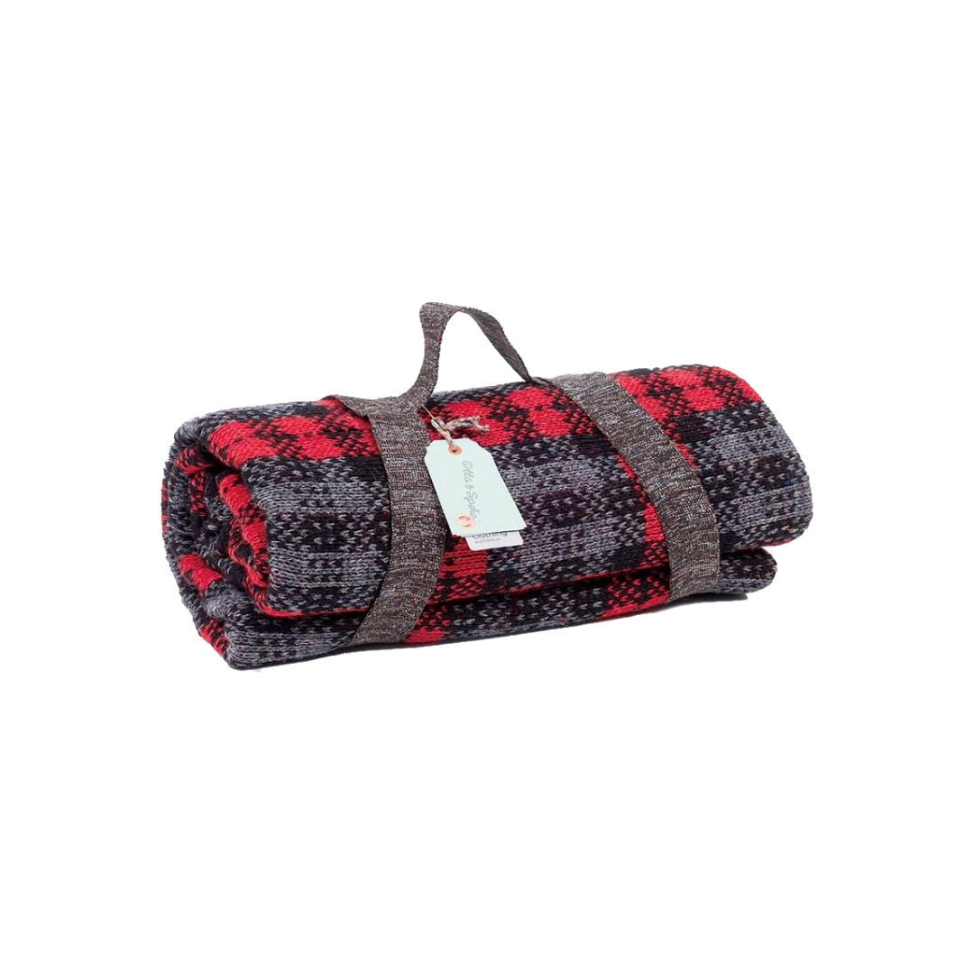 Otto & Spike Picnic Blanket   THE SHELLEY PANTON STORE