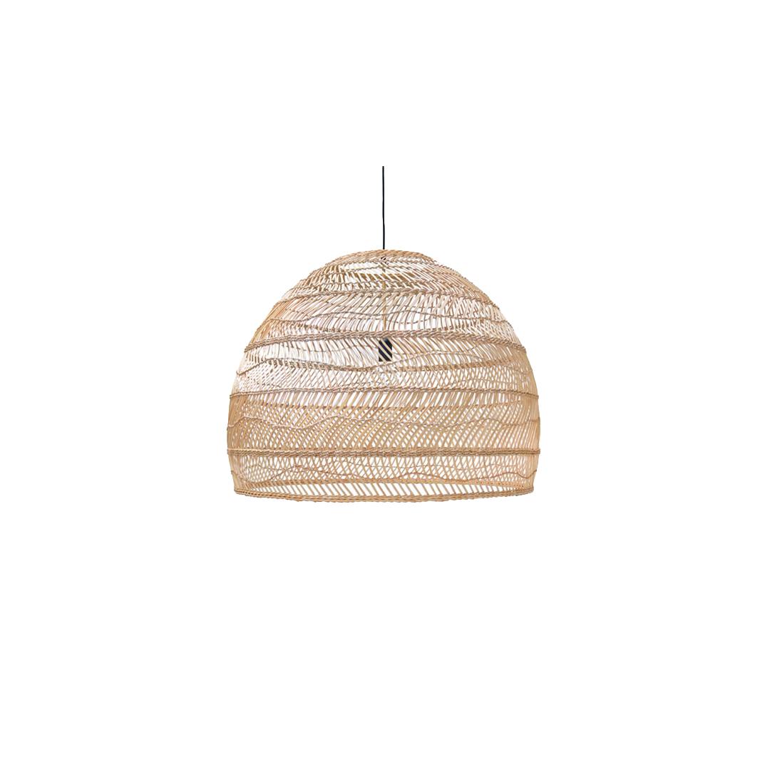Wicker Hanging Lamp   COASTAL LIVING
