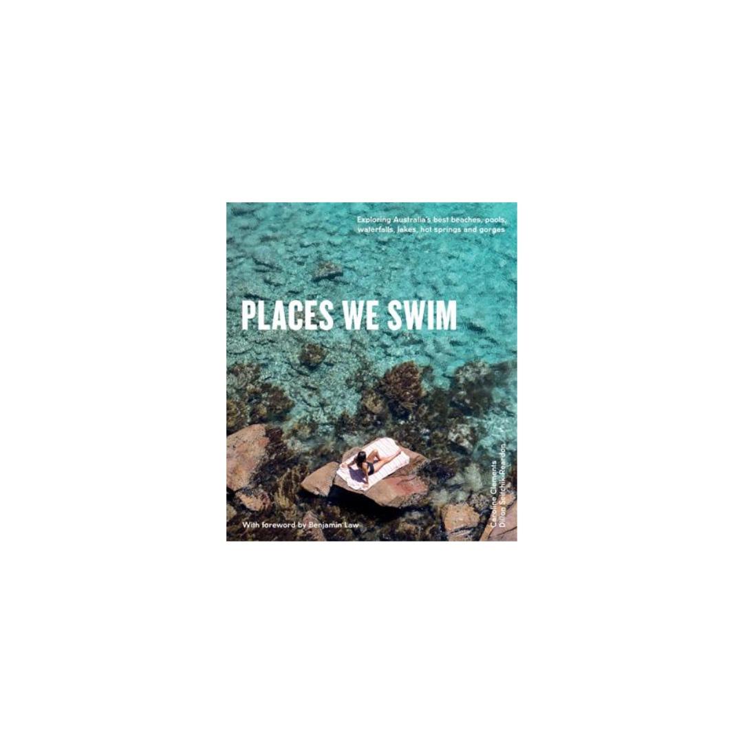 Places We Swim - Book   HAPPY VALLEY