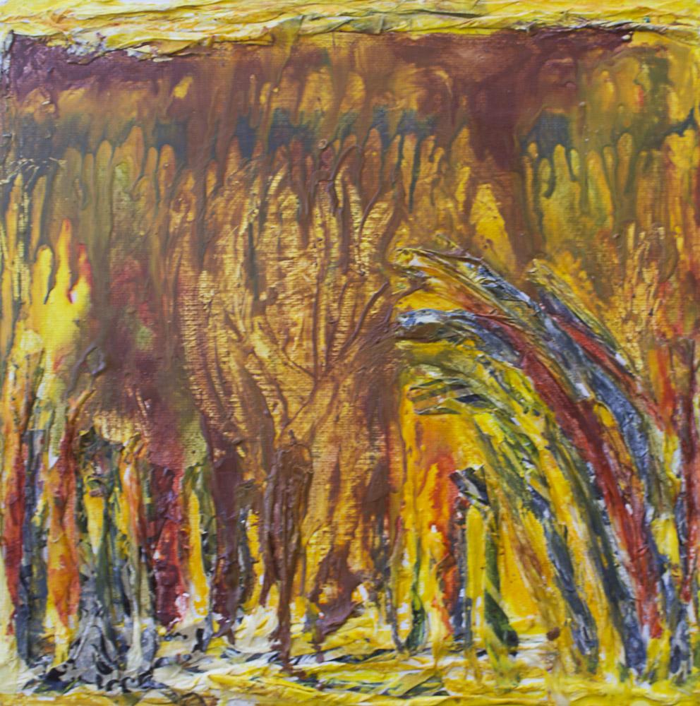Hidden Among the Reeds