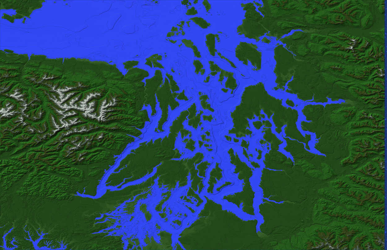 Click image or here to access Seattle Circa 4717 map  featured at  Minefaire  Seattle