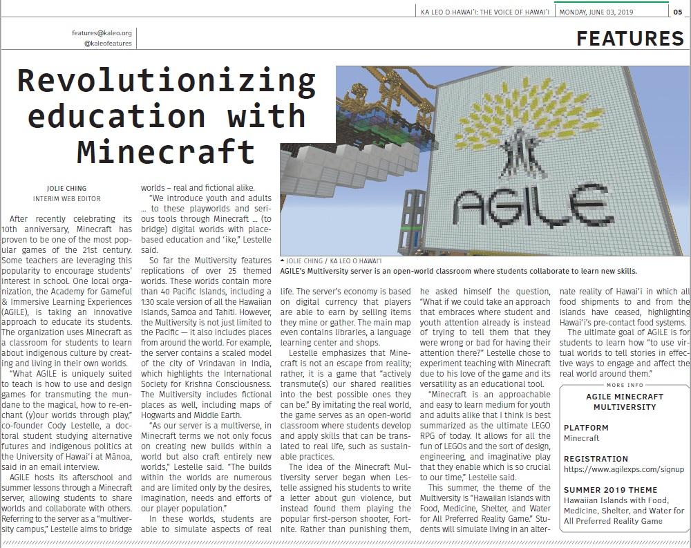 Ka Leo - Revolutionizing education with Minecraft.jpg