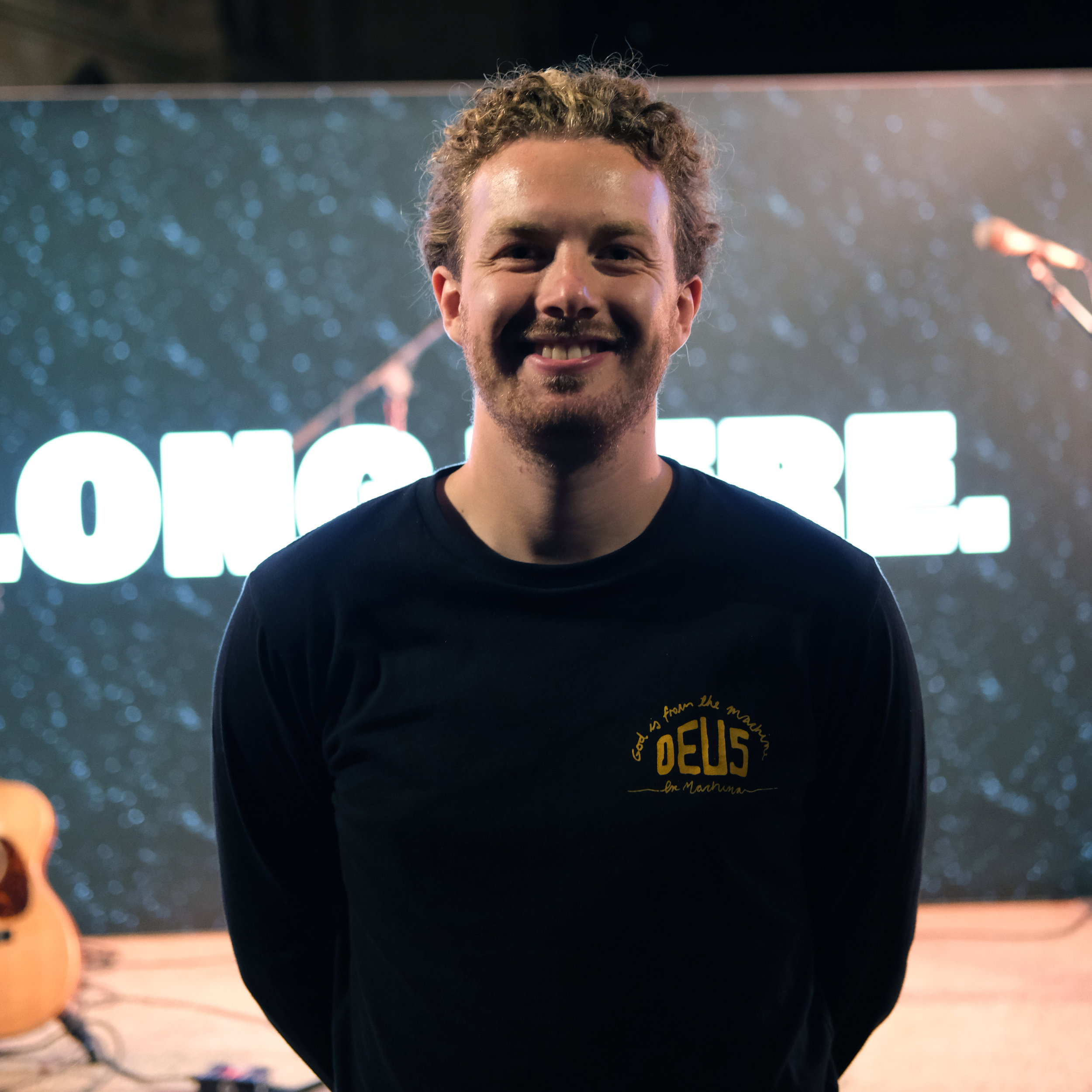 Josh Pearson  Operations and Six Service Pastor