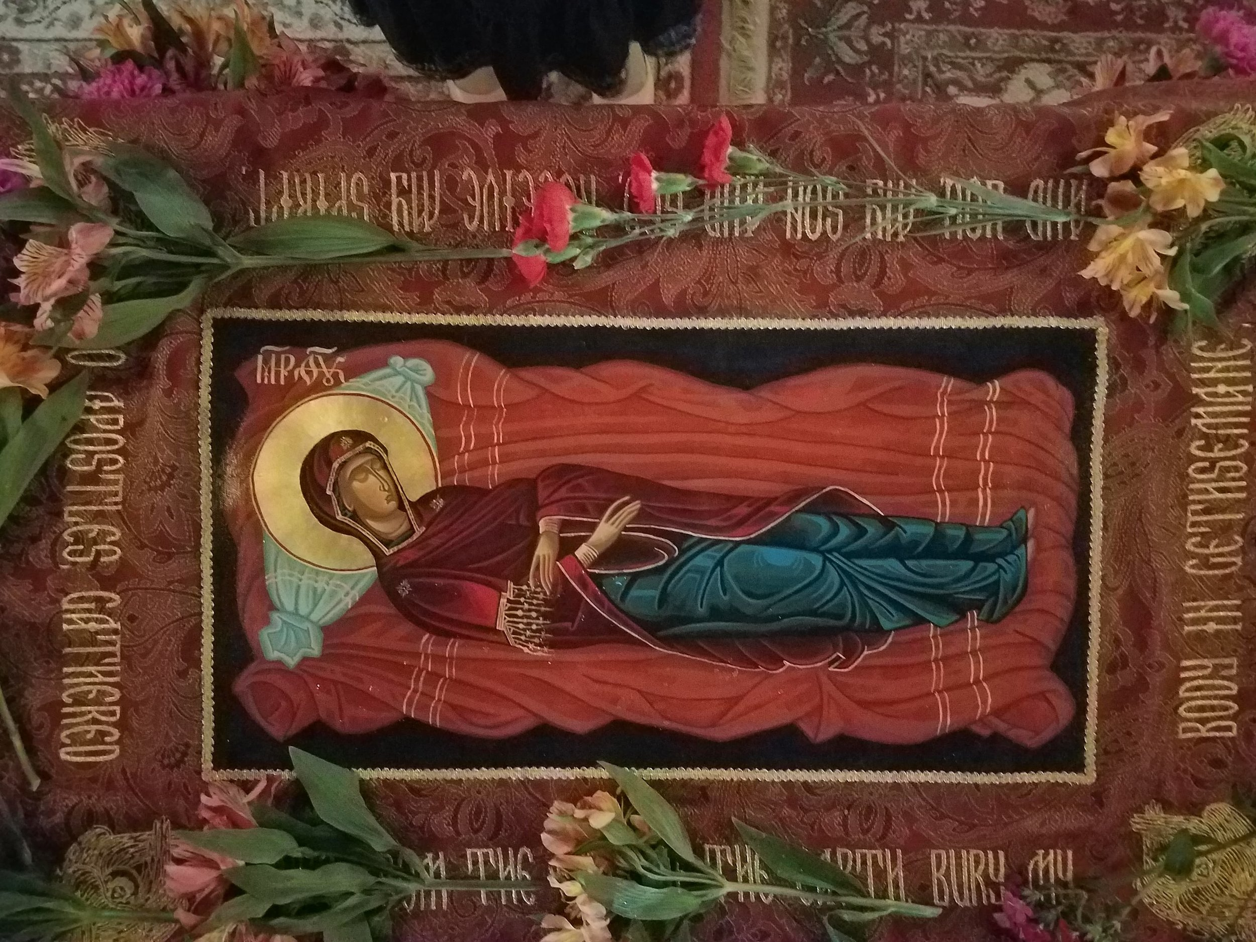 Feast of the Dormition 2019