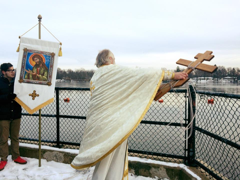 Great Blessing of the Waters 2016