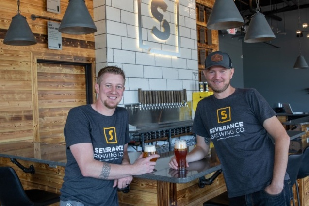 As Severance Brewing Co. opens, here's what sets it apart - July 31, 2019 // Jodi Schwan, SiouxFalls.BusinessSeverance Brewing Co. will hold its grand opening this week, becoming the latest addition to both the downtown local craft beer scene as well as The Cascade at Falls Park.