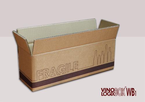 1-vaks kist verpakking