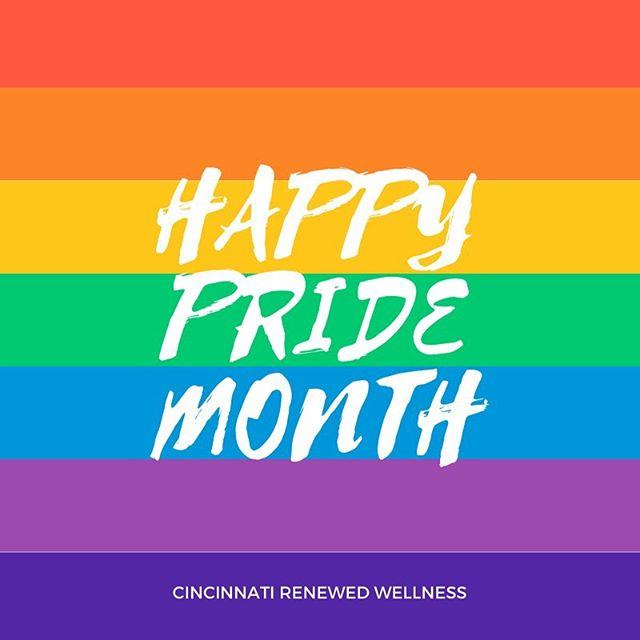 Happy Pride Month 🏳️🌈 . . . #proudallies🌈 #equality #lgbt #lgbtq🌈 #pridemonth #pride