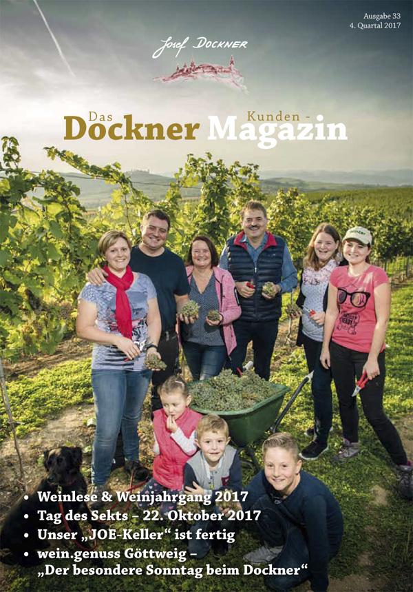 Kundenmagazin Oktober 2017