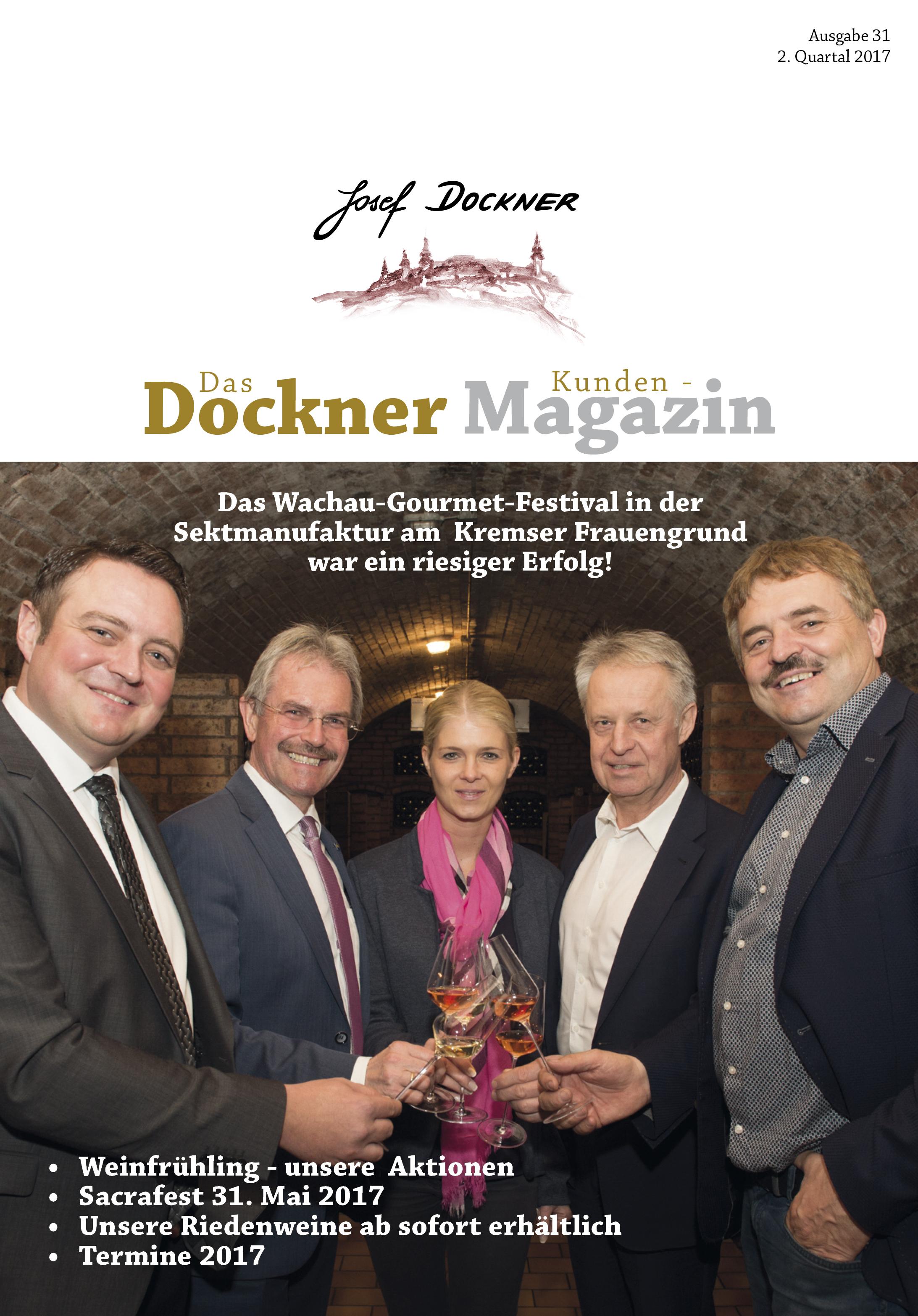 Kundenmagazin April 2017