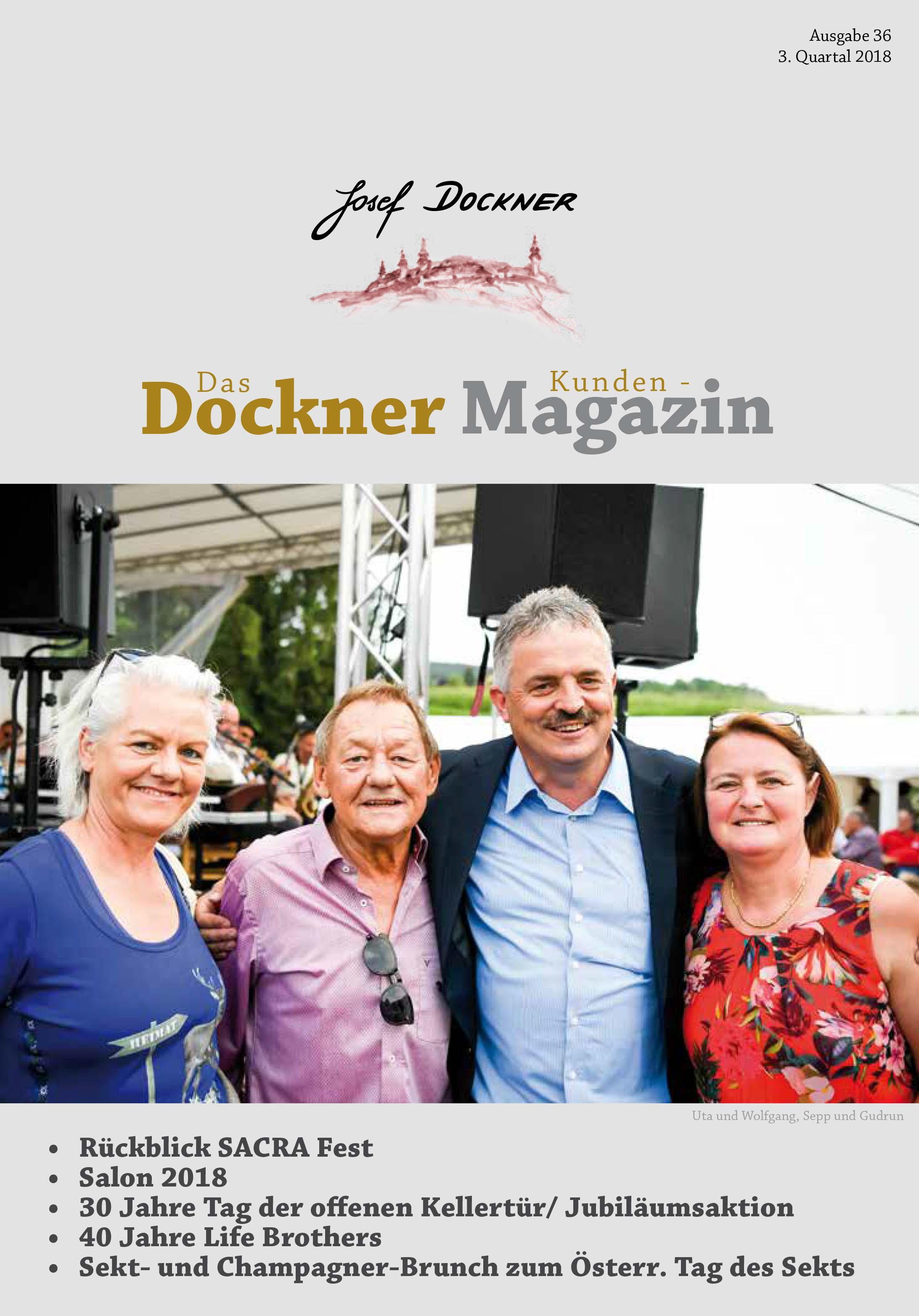 Kundenmagazin Juni 2018