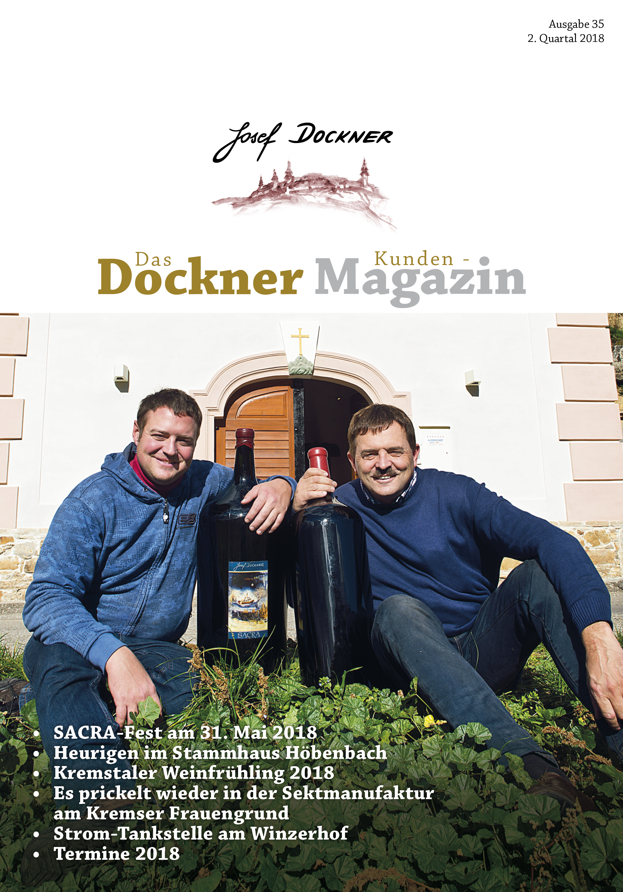 Kundenmagazin April 2018