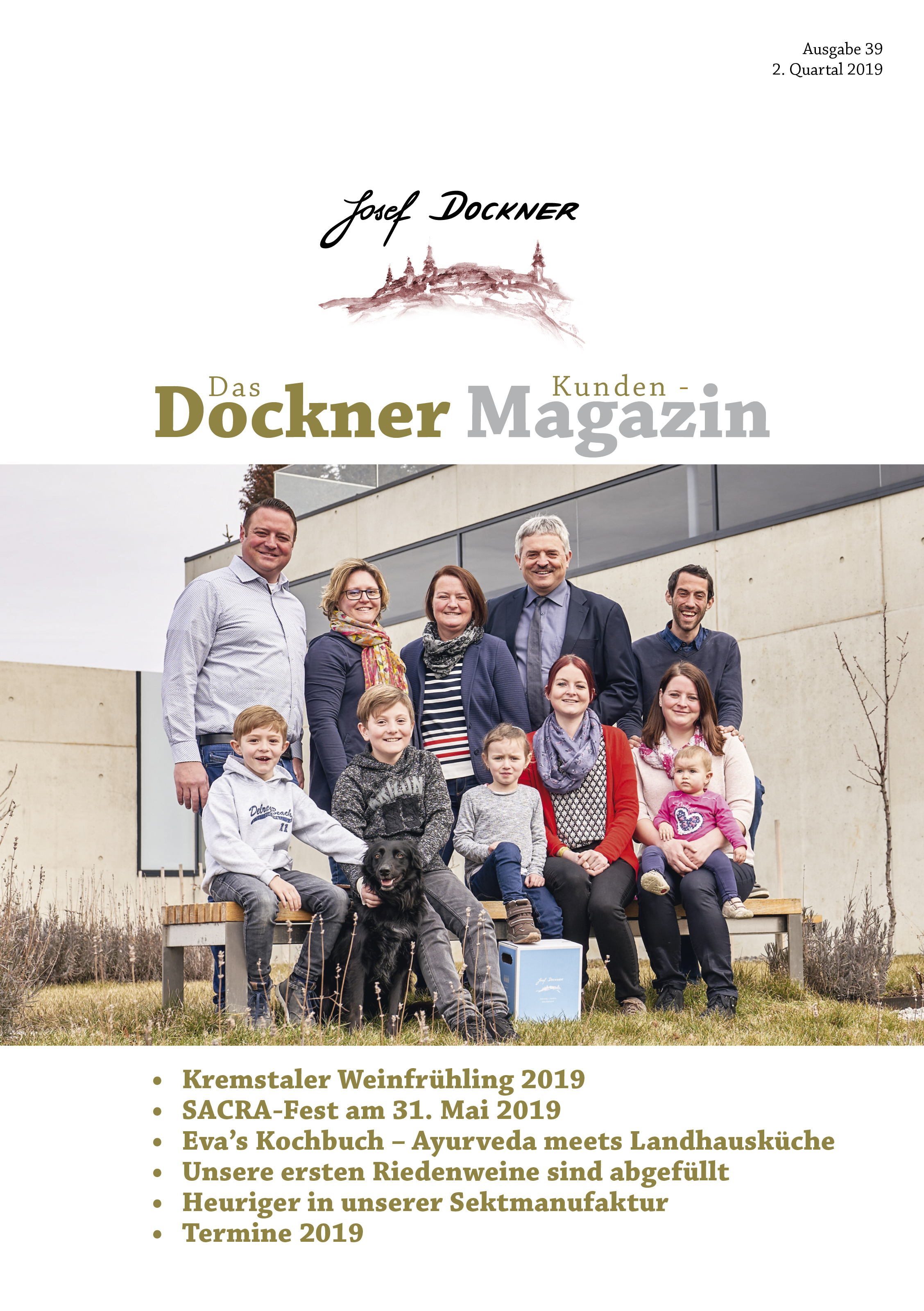 Kundenmagazin April 2019