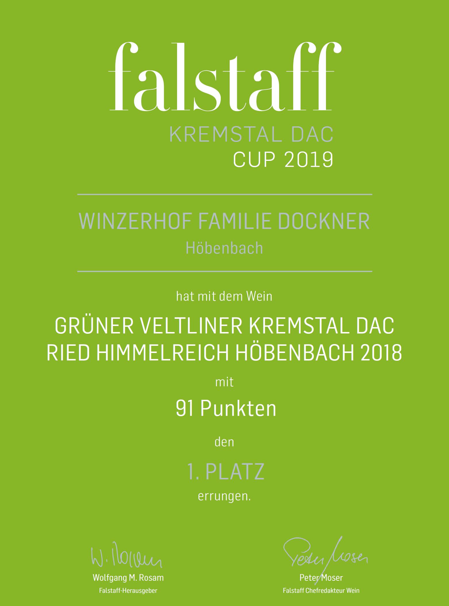 Urkunde Falstaff DAC Cup.png