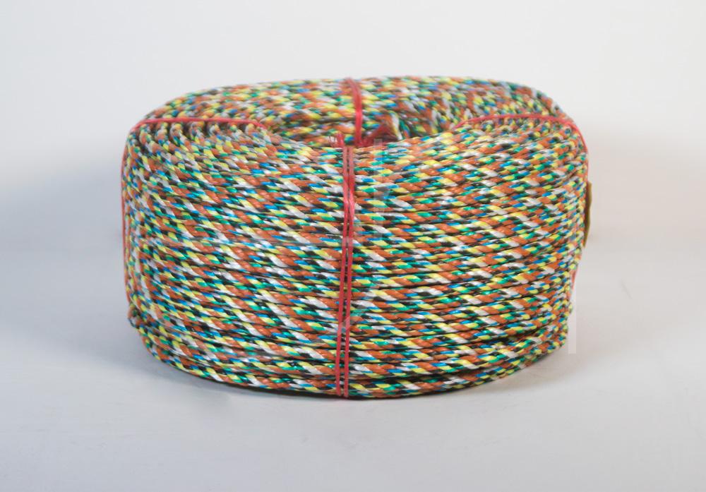 cuerda de ráfia -