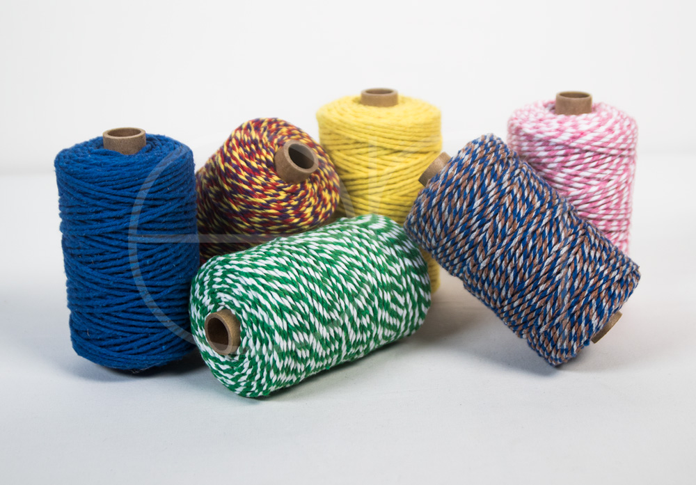 BAKERTWINE cotton yarn -