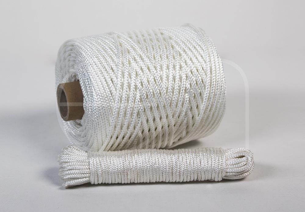 nylon braided yarn -