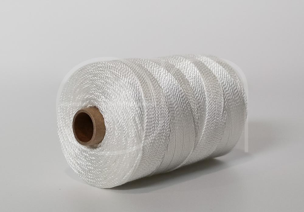 Fio torcido de nylon -